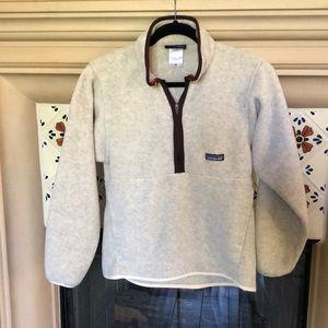 Patagonia Synchilla Fleece Half Zip Pullover XS